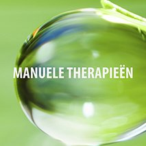 Manuele therapie&eumln